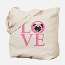 Love Pug - Tote Bag