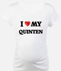 I love my Quinten Shirt