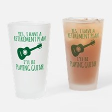 Unique Funny ideas retirement Drinking Glass