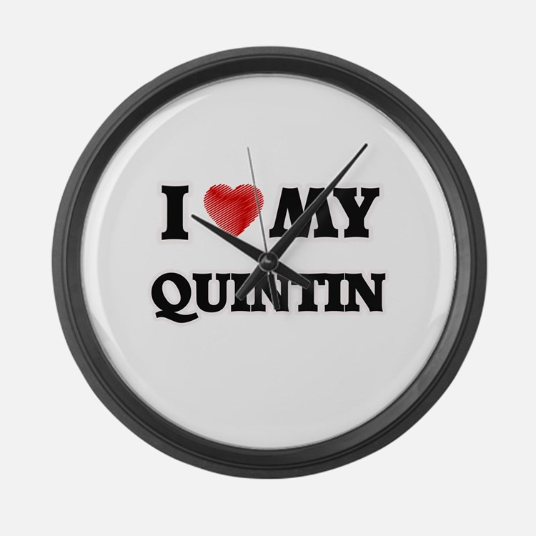 I love my Quintin Large Wall Clock