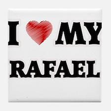 I love my Rafael Tile Coaster