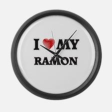 I love my Ramon Large Wall Clock