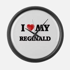 I love my Reginald Large Wall Clock