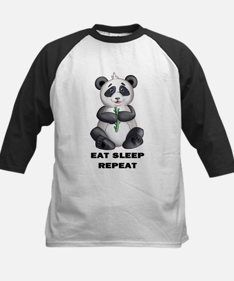Panda repeat Baseball Jersey