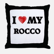 I love my Rocco Throw Pillow