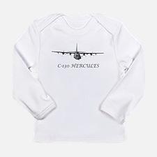 c130 clear.jpg Long Sleeve T-Shirt