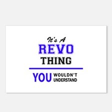 It's REVO thing, you woul Postcards (Package of 8)