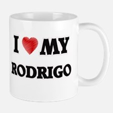 I love my Rodrigo Mugs