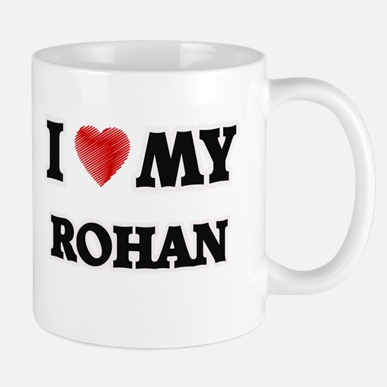 I love my Rohan Mugs