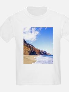 Kalalau Beach Kauai Hawaii T-Shirt