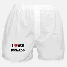 I love my Ronaldo Boxer Shorts