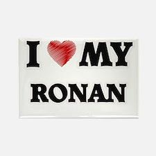 I love my Ronan Magnets