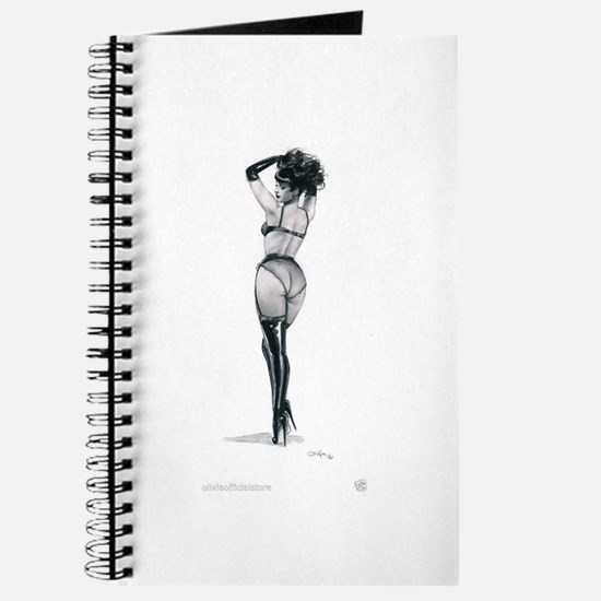 Bettie page Journal