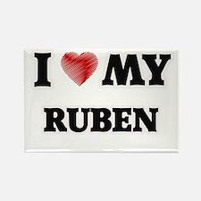 I love my Ruben Magnets