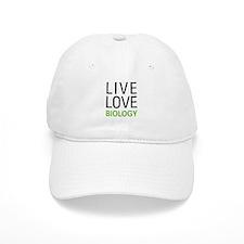 Live Love Biology Baseball Cap