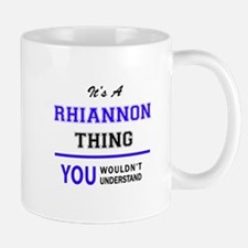 It's RHIANNON thing, you wouldn't understand Mugs