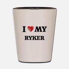 I love my Ryker Shot Glass