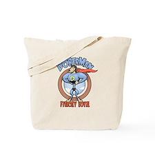 DoberMan Tote Bag