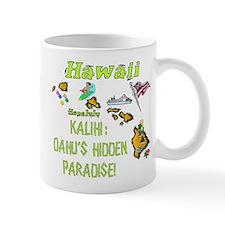 HI-Kalihi! Small Mug
