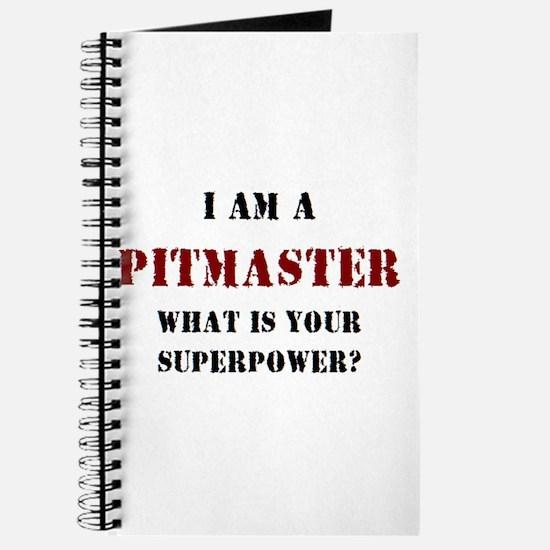 pitmaster Journal