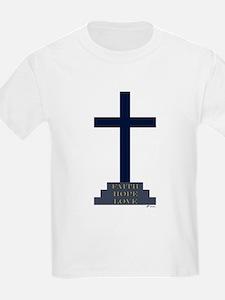 Calvary Cross Kids T-Shirt