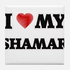 I love my Shamar Tile Coaster