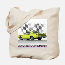 Duster Muscle Tote Bag