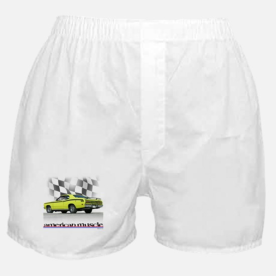 Duster Muscle Boxer Shorts