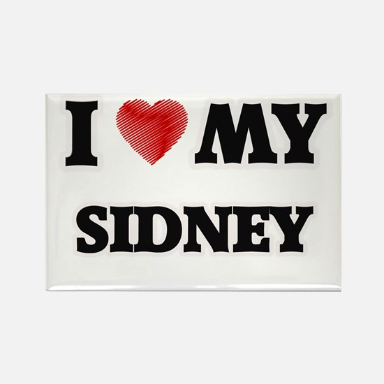 I love my Sidney Magnets