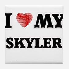 I love my Skyler Tile Coaster