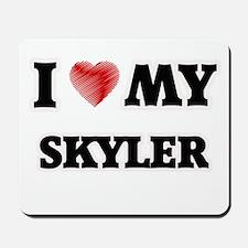 I love my Skyler Mousepad