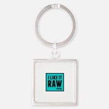 Raw (Vegan) Keychains