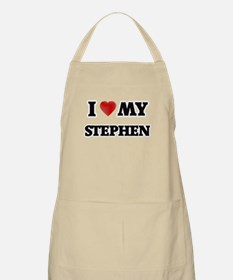 I love my Stephen Apron