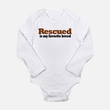 Rescued Breed Body Suit