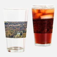 Shenandoah National Park during Fal Drinking Glass