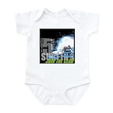 high tech 3 Infant Bodysuit