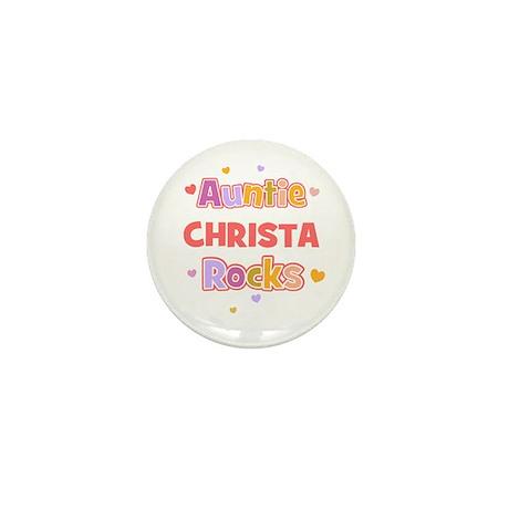 Christa Mini Button (10 pack)