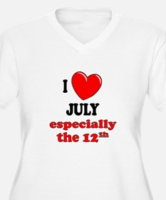 July 12th T-Shirt