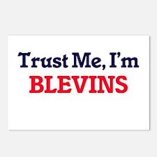 Trust Me, I'm Blevins Postcards (Package of 8)
