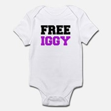 Free Iggy Infant Bodysuit