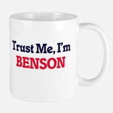 Trust Me, I'm Benson Mugs