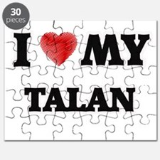 I love my Talan Puzzle
