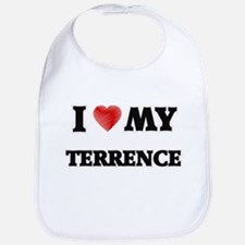 I love my Terrence Bib