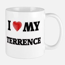 I love my Terrence Mugs