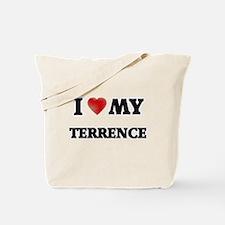 I love my Terrence Tote Bag