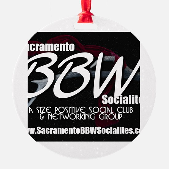 Cute Bbw Ornament
