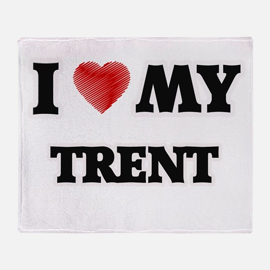 I love my Trent Throw Blanket