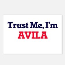 Trust Me, I'm Avila Postcards (Package of 8)