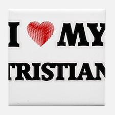 I love my Tristian Tile Coaster