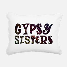 GYPSY SISTERS Rectangular Canvas Pillow